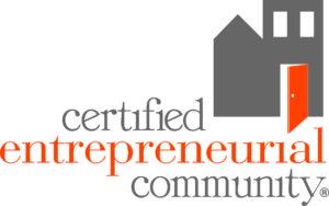 Certified Entrepreneurial Community logo