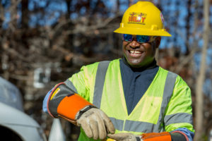 electrical lineworker