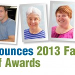 CCC Announces 2013 Faculty and Staff Awards
