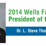2014 Wells Fargo President of the Year