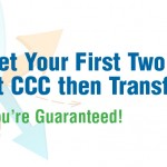 Get Your First Two Years at CCC then Transfer
